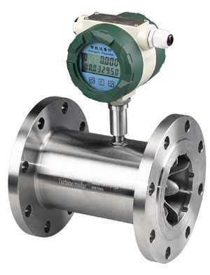 LWGY-智能型渦輪流量傳感器