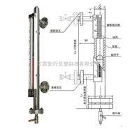 XX-UDZ(侧装式)磁翻板液位计