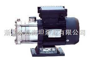 CHLF型輕型段式不銹鋼多級離心泵