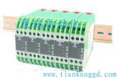 KRWP8000系列導軌式信號隔離器、配電器、溫度變送器