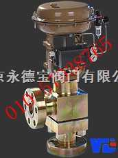 氣動調節閥-進口氣動高壓調節閥