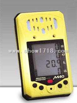 多功能气体检测仪M40(氧气,硫化氢,一氧化碳,可燃气体)