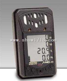 多气体检测仪M40•M(氧气,硫化氢,一氧化碳,甲烷)O2,H2S,CO,CH4