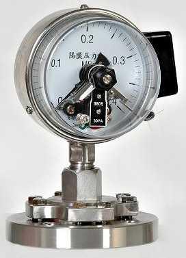 YTP-100SF-耐震远传压力表