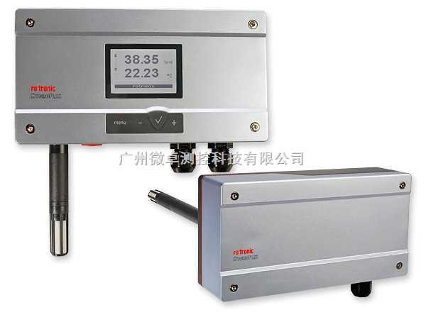 HygroFlex6系列罗卓尼克工业暖通变送器