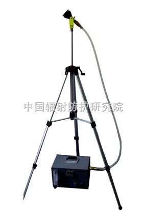 移动式气溶胶采样器