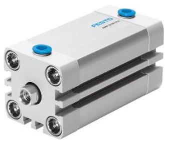 festo气缸缸筒与端盖的连接方法主要有以下几种:整体型,铆接型