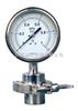 Y-100A-Z/Z/MC衛生型卡箍隔膜壓力表